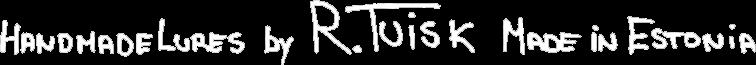 Rando Tuisk | Käsitöö landid